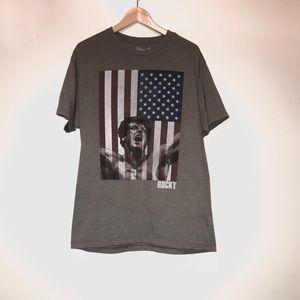 Rocky T shirt L